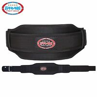 """Fitness Back support Weight Lifting Belt Gym Training Workout Body Building 6"""""""