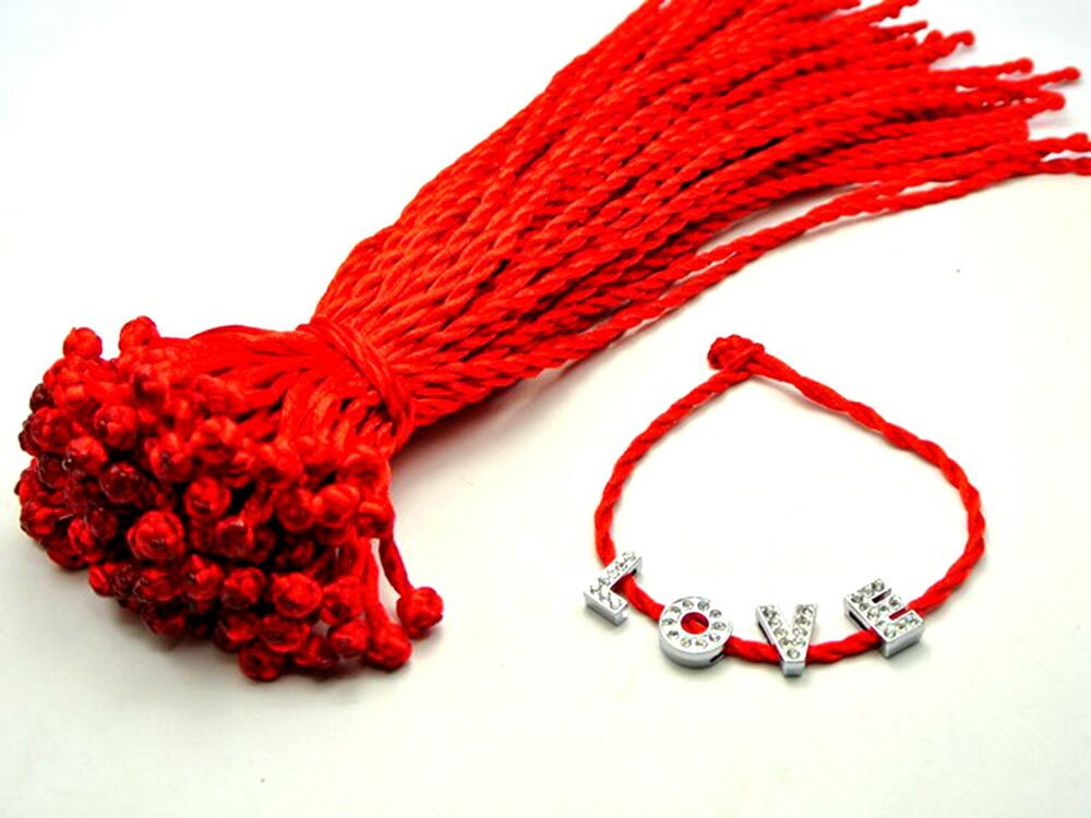 braided string bracelets - photo #12