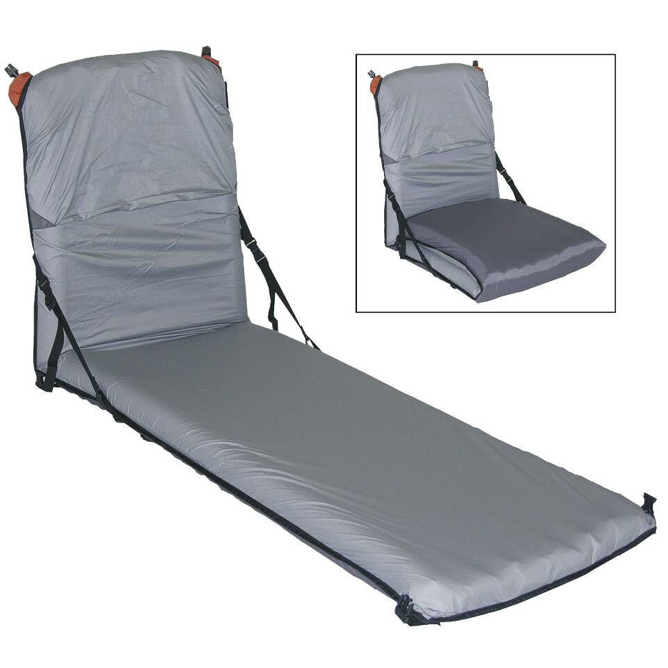 Exped Chair Kit Camping Hiking Portable Lounge Chair