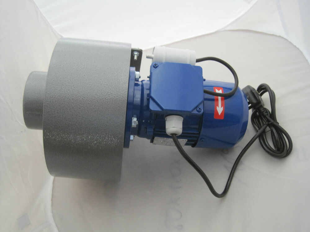 High Powered Blower : Industrial centrifugal extractor fan blower m hr high