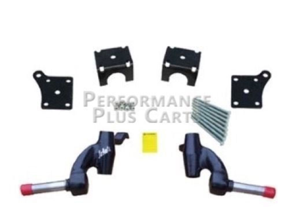 Electric Lift Kits : Ezgo txt golf cart quot jakes spindle lift kit for