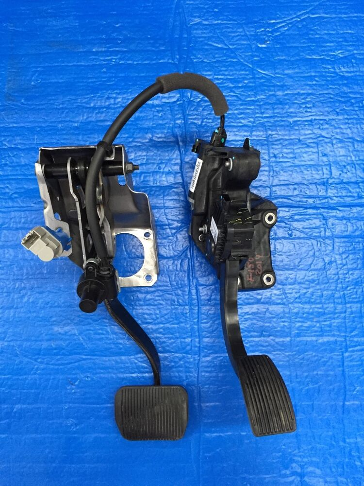 Ford Accelerator Pedal : Ford f power adjustable accelerator