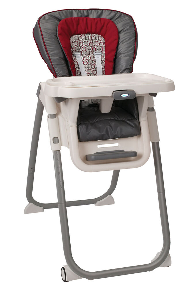 BRAND NEW GRACO TableFit HIGHCHAIR Portable Female BABY