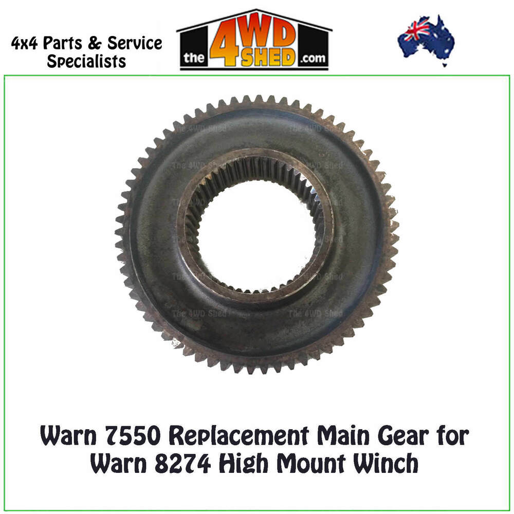 Warn Winch 8274 Parts Wiring Diagram Herm The Overdrive Guy Replacement Main Gear For High Mount Ebay 1000x1000