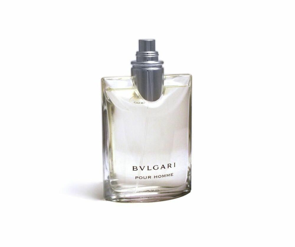 bvlgari pour homme 3 3 oz 3 4 oz cologne new spray. Black Bedroom Furniture Sets. Home Design Ideas