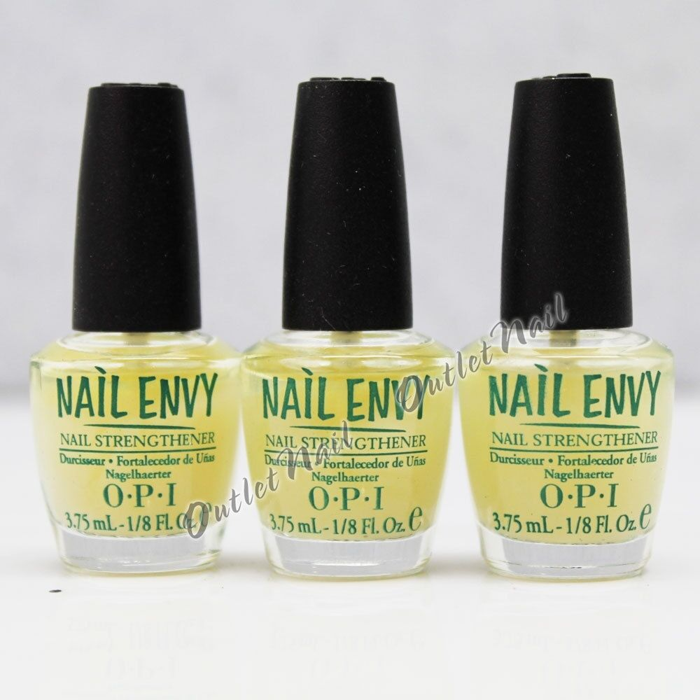 Nail Envy Vs Nail Tek: OPI Nail Envy Nail Strengthener 3.75 Ml