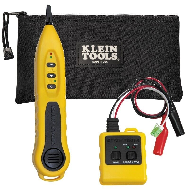 Lowes Tone Generator Electrical Wire Tracer Electrical: Klein Tool Tone Cube & Probe Plus Wire And Cable Tracer