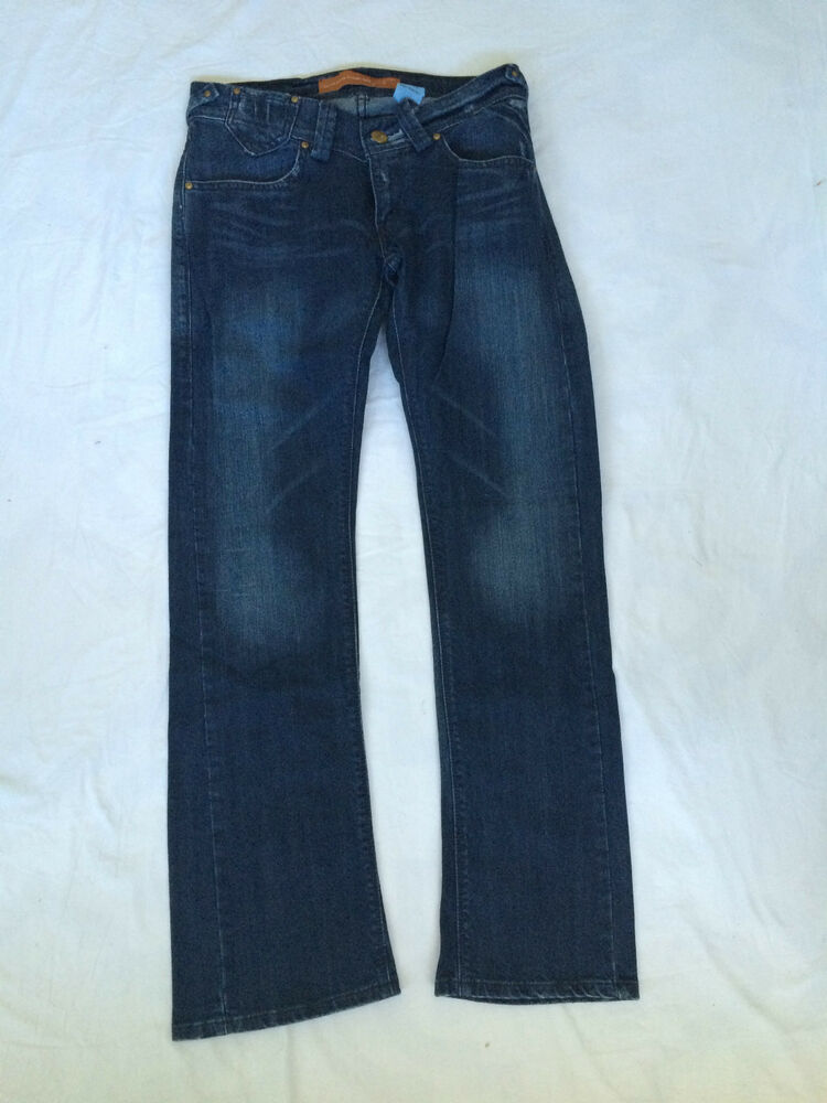 out of 5 stars - womens billabong slim slouch medium blue jeans sze 30 nwt, $ rrp.