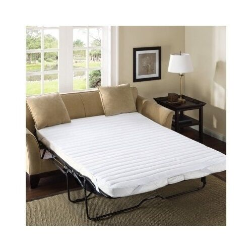 Sofa Bed Mattress Pad Sleepr Padding 4 Guest Lounger Couch