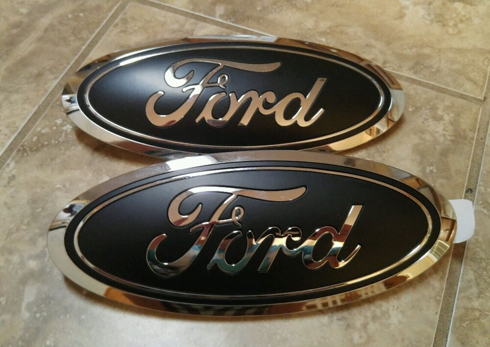 Ford F150 Tailgate Emblem Replacement