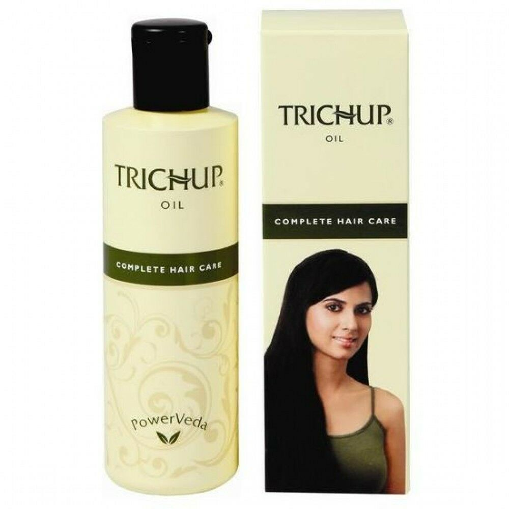 Trichup Oil Complete Hair Care 100ml Ebay