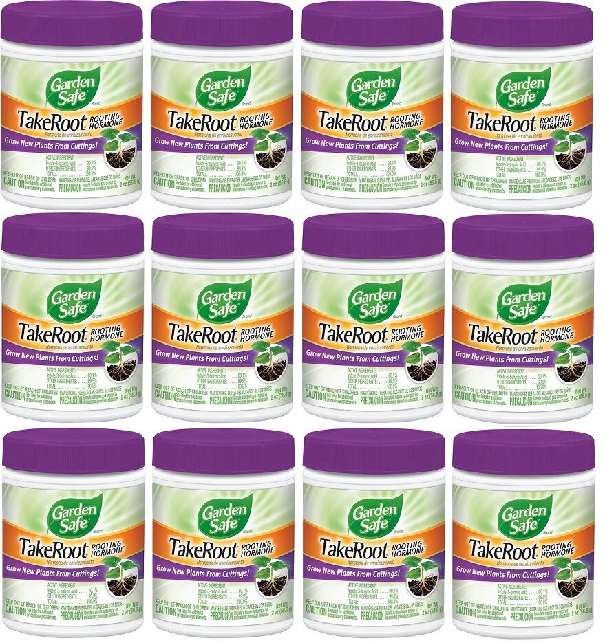 Garden safe take root rooting hormone 2 ounce pack of 12 ebay for Garden safe take root