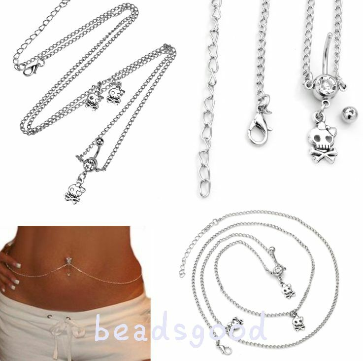 Find great deals on eBay for belly ring waist chain. Shop with confidence.