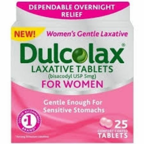 Dulcolax Overnight Delivery