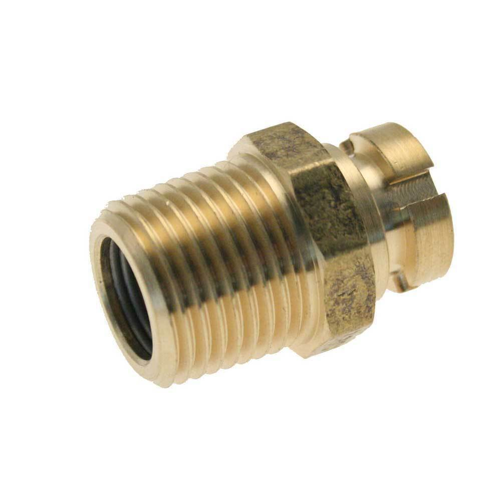 Gas quot micropoint straight bayonet socket connector