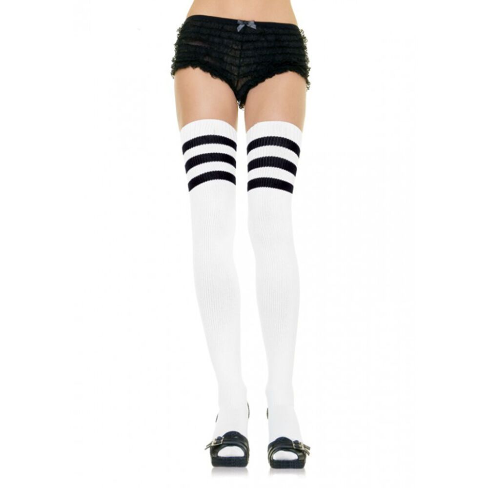BEST GIFTS FOR FRIENDS: Thigh high socks are the ideal complement to Ordenado Womens Spring Sexy Over Knee Leg Warmer Crochet Thigh High Boot Socks Girls Leggings. by Ordenado. $ - $ $ 7 $ 10 99 Prime. FREE Shipping on eligible orders. Some colors are Prime eligible.