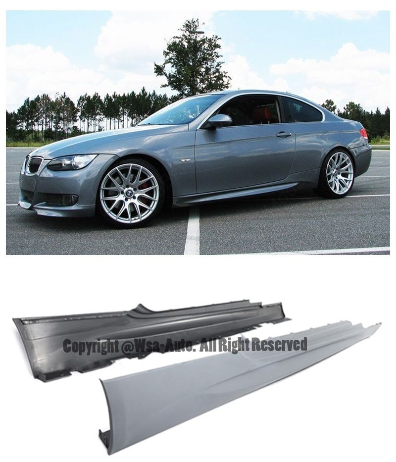 For 07-13 BMW E92 3-Series M3 Style Conversion Side Skirt