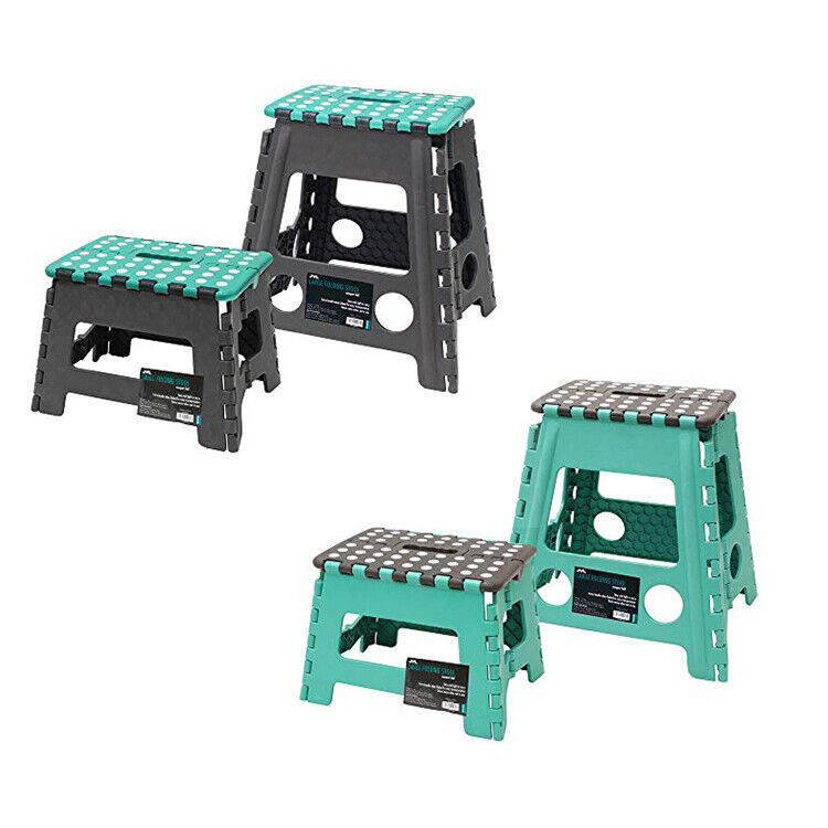 Plastic Step Stool Folding Foldable Multi Purpose Small