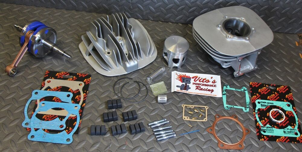 Yamaha Blaster Big Bore Kit