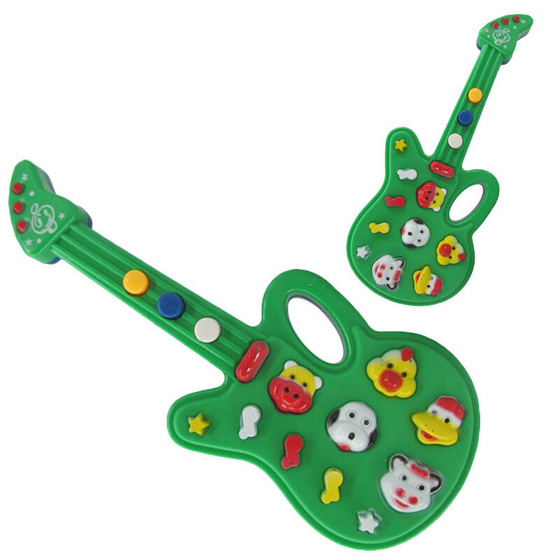 Musical Toys For Toddlers : New kids children electronic mini guitar musical acoustic