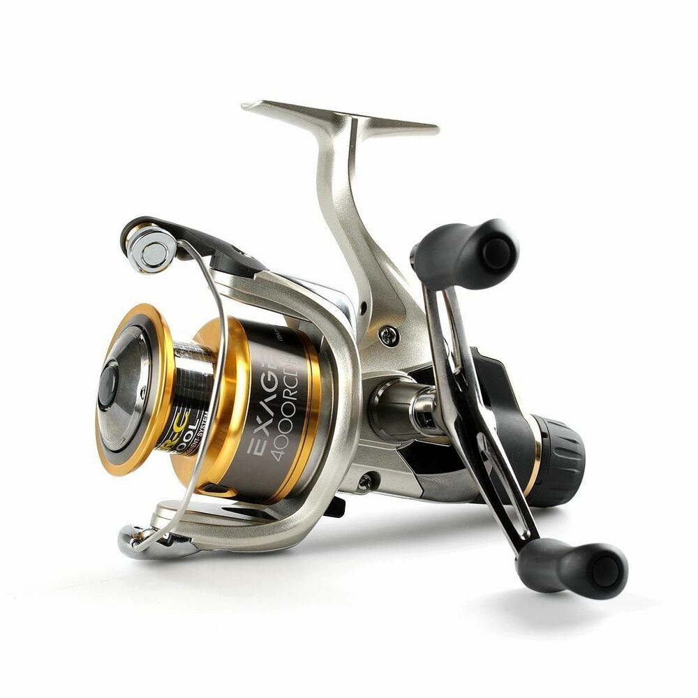 Shimano new exage 3000src double handle match fishing reel for Ebay fishing reels