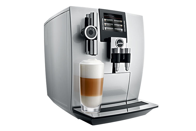 jura capresso impressa j90 one touch automatic coffee. Black Bedroom Furniture Sets. Home Design Ideas