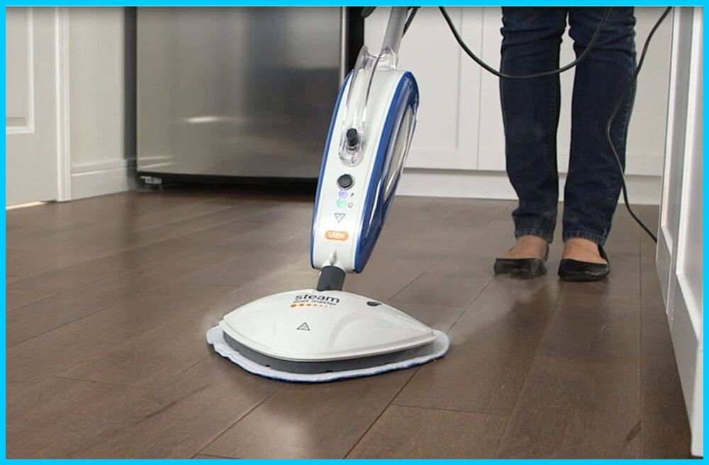 steam floor cleaners vax steam mop held steamer cleaner 7 accessories 12974