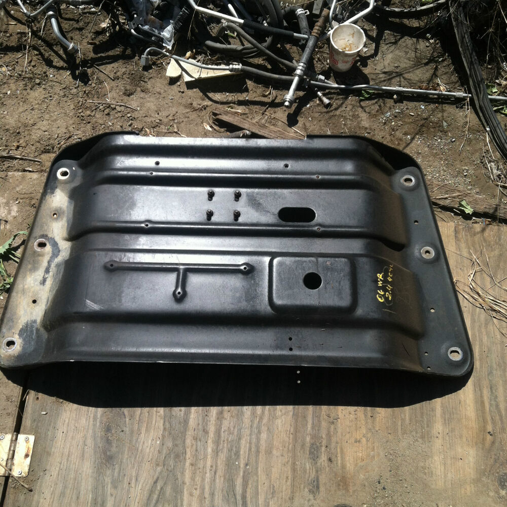oem skid plate 2003 2006 jeep wrangler automatic or. Black Bedroom Furniture Sets. Home Design Ideas