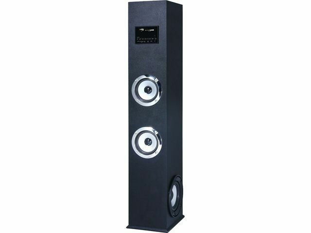 Craig Cht973 2 1 Ch 2 1 Channel Tower Speaker System With
