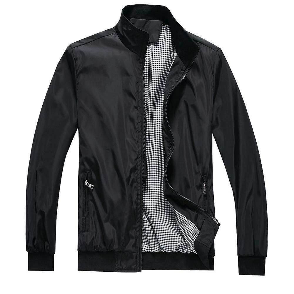 winter mens fashion jackets casual jacket coats collar