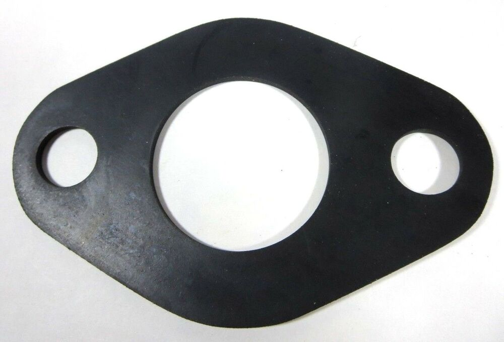 Pair of two quot oval elliptical flange full face water