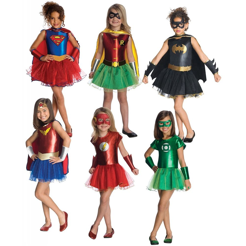 Superhero Costumes Kids