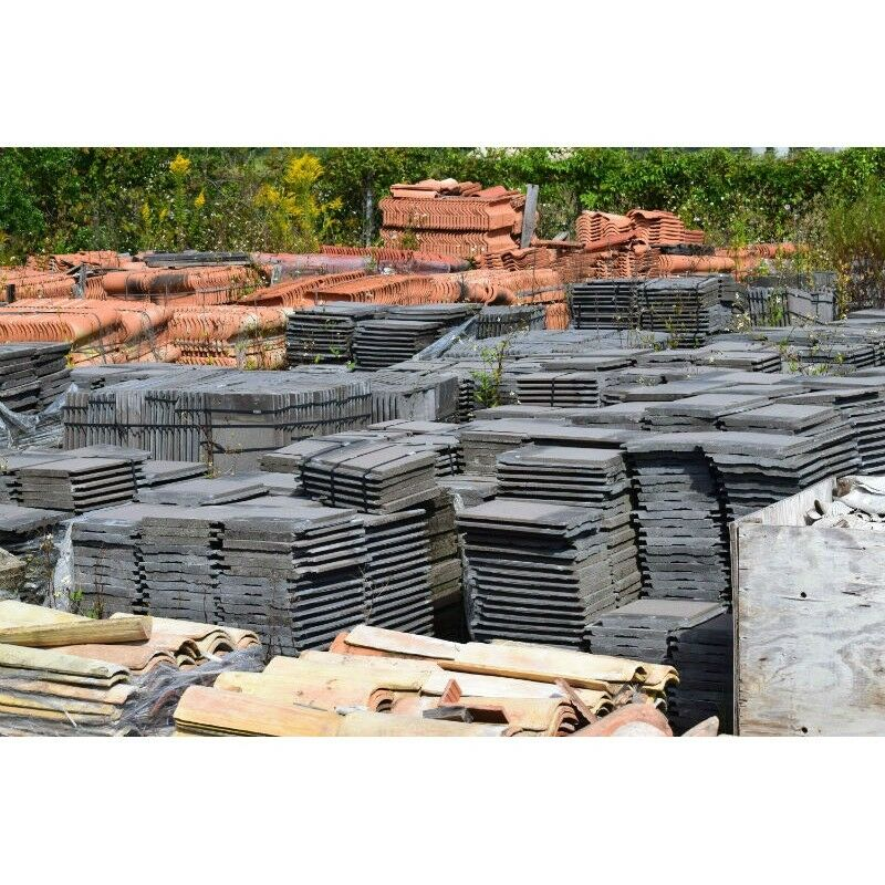 Monier Mrd12934 Cement Roofing Gray Tile Approx 4 000