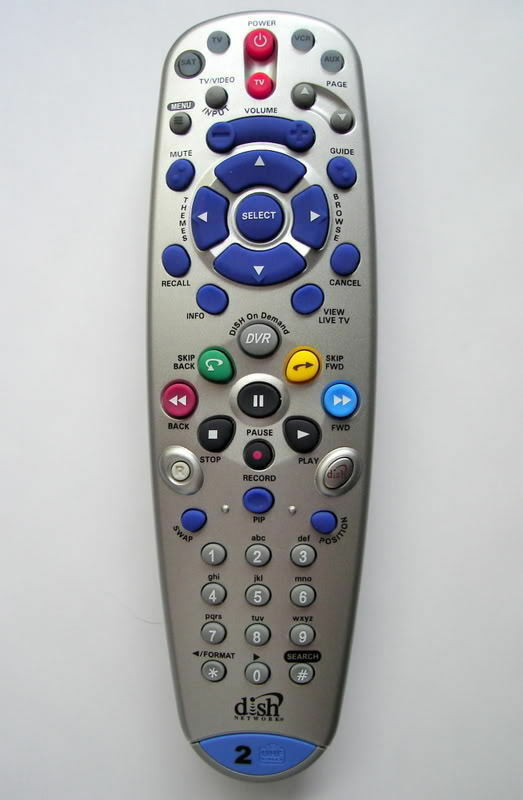 how to connect tv to bell remote