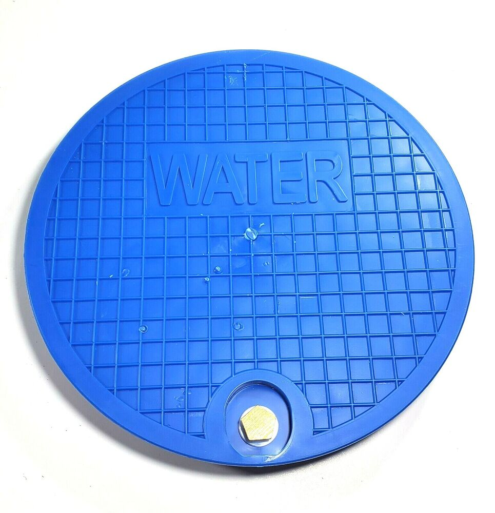 Nicor Type A Water Meter Box Cover 12 25 Quot Polymer Lid