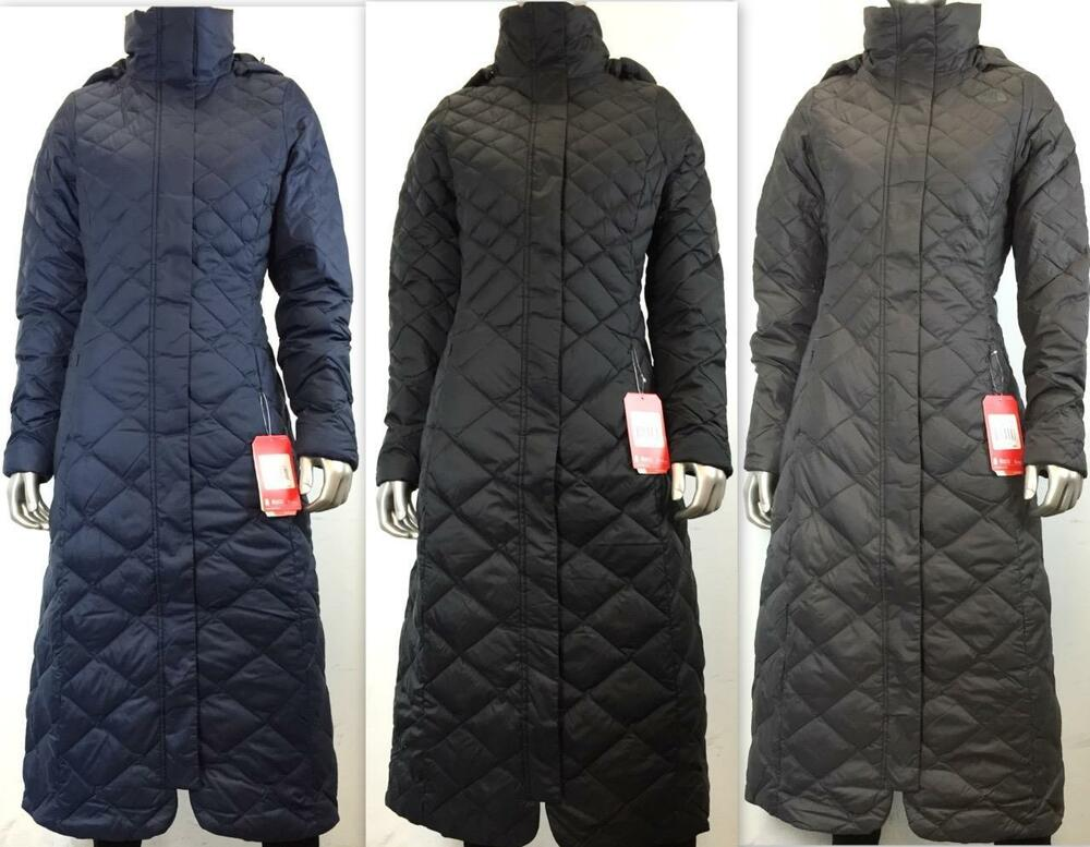 new women 39 s the north face triple c parka ii coat 550 fill down insulated cqk9 ebay. Black Bedroom Furniture Sets. Home Design Ideas