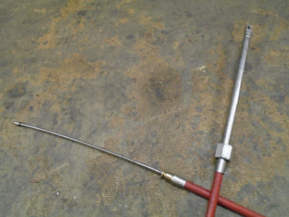 300622 600 Quot 50 Command 2 Steering Cable Morse Rotary Ebay