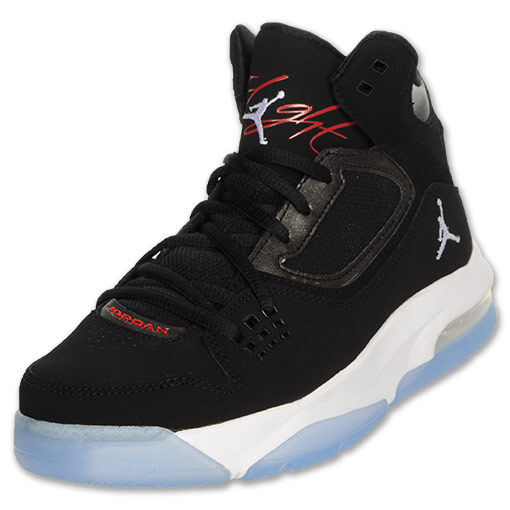 15b5930a7b7 Details about 512235-001 Nike Air Jordan Flight 23 RST (GS) Black/White/Gym  Red Sizes 4-7 NIB