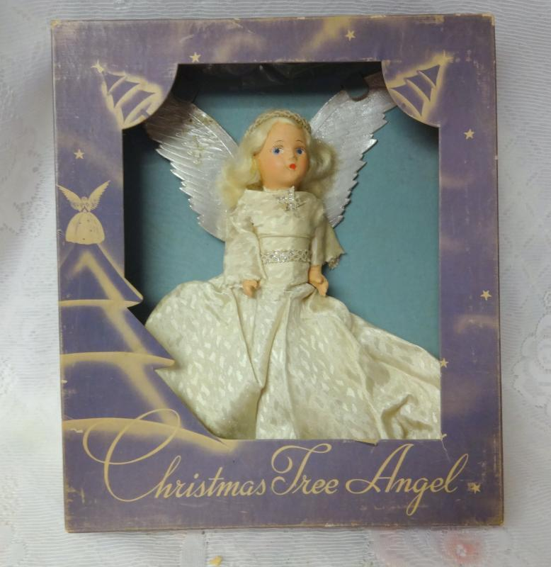 Lighted Christmas Tree Topper