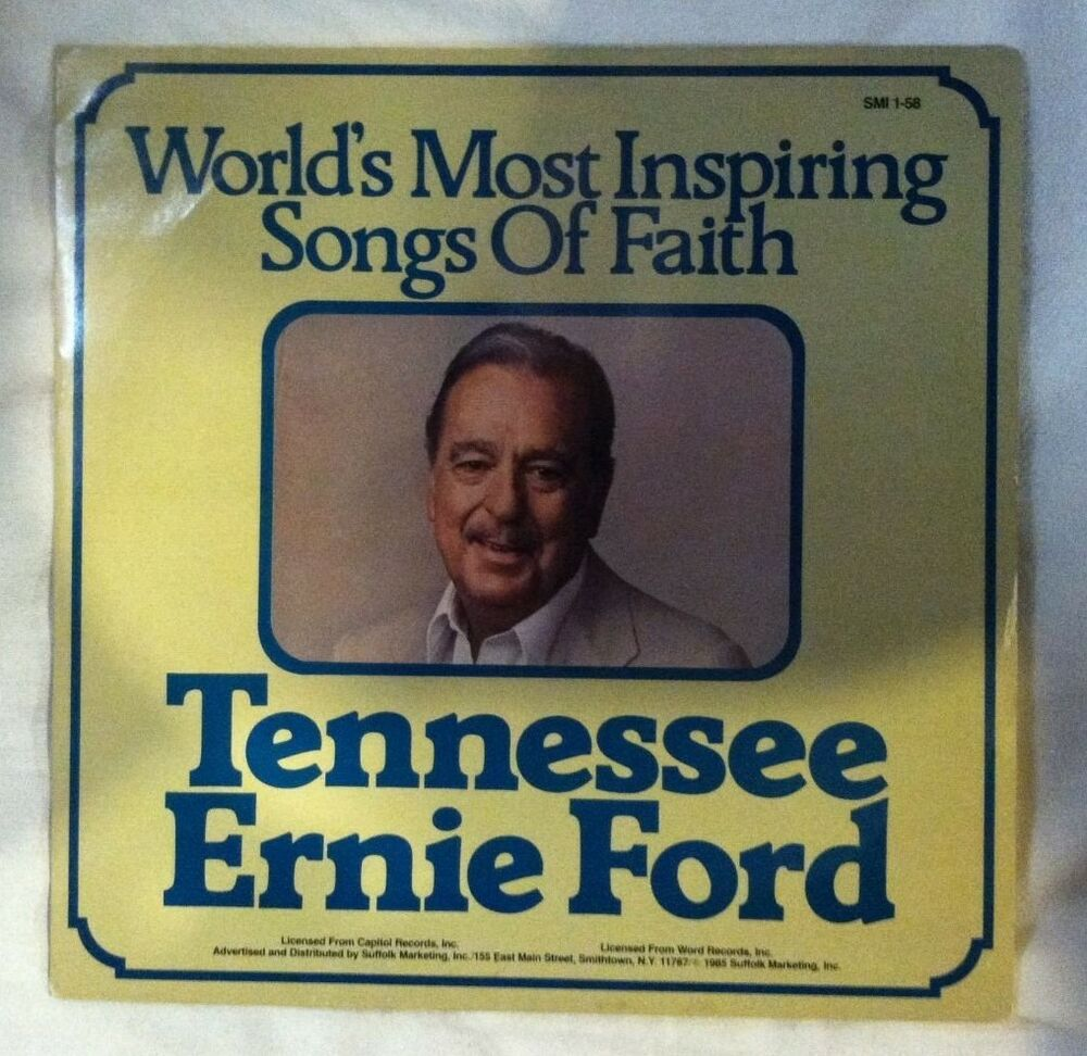 tennessee ernie ford inspiring songs of faith favorite hymns lps. Cars Review. Best American Auto & Cars Review