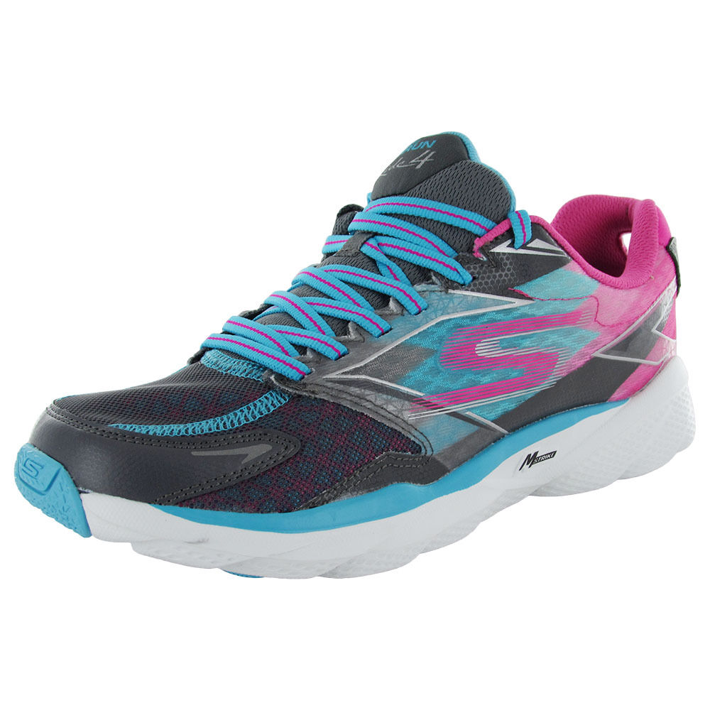 Skechers Womens Go Run Ride 4 13998 Running Shoe | eBay