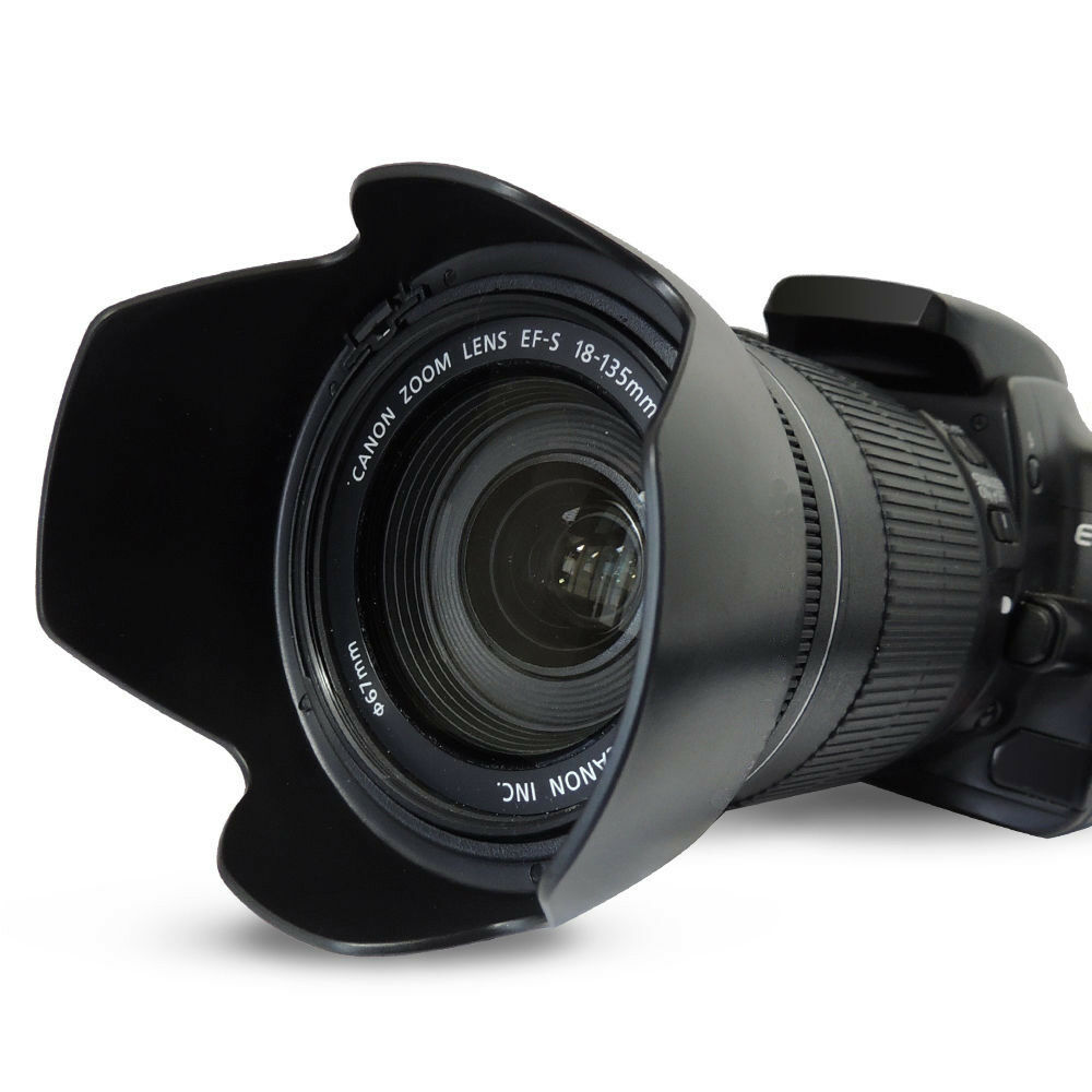 what is the lens hood used for on a camera