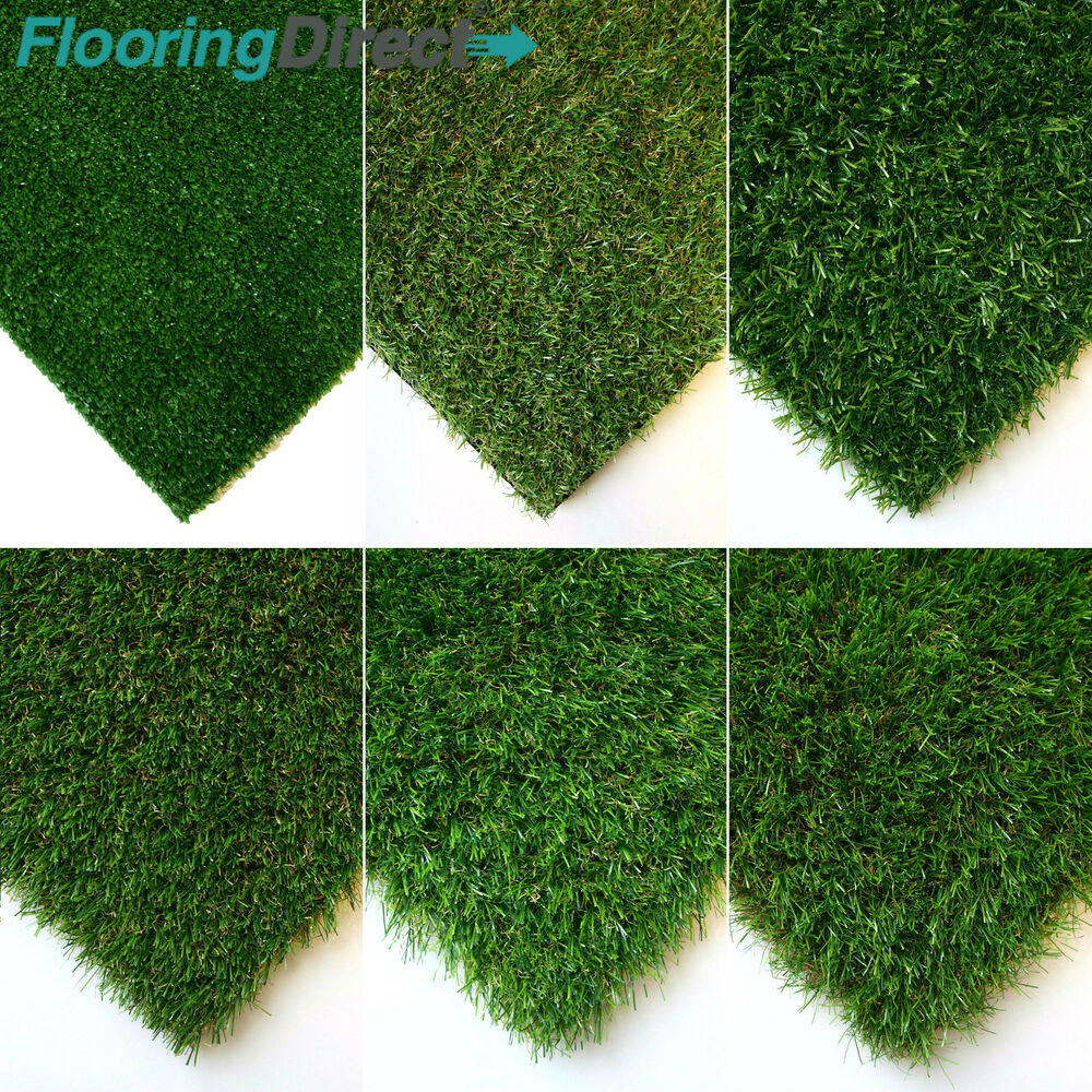 Clearance Artificial Grass Astro Turf Fake Lawn Realistic