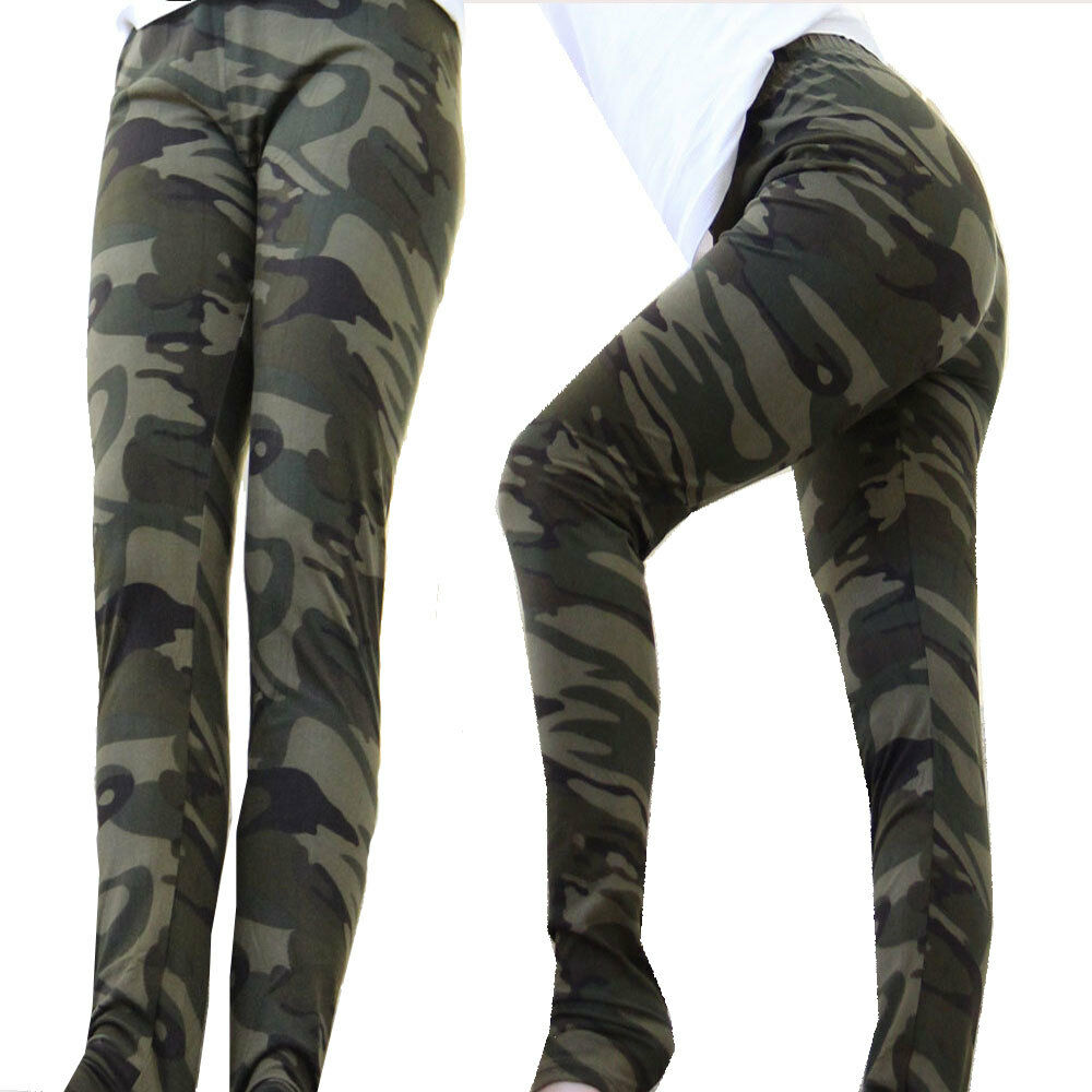 New CAMO Printed Winter Camouflage Military Pants Army ...