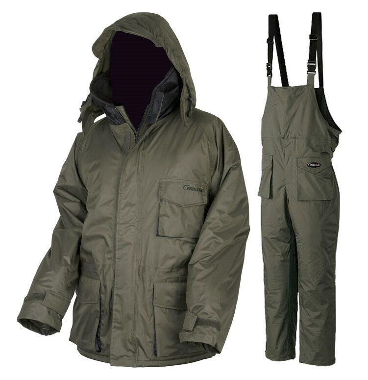 Prologic new green thermo comfort fishing waterproof suit for Waterproof fishing clothing