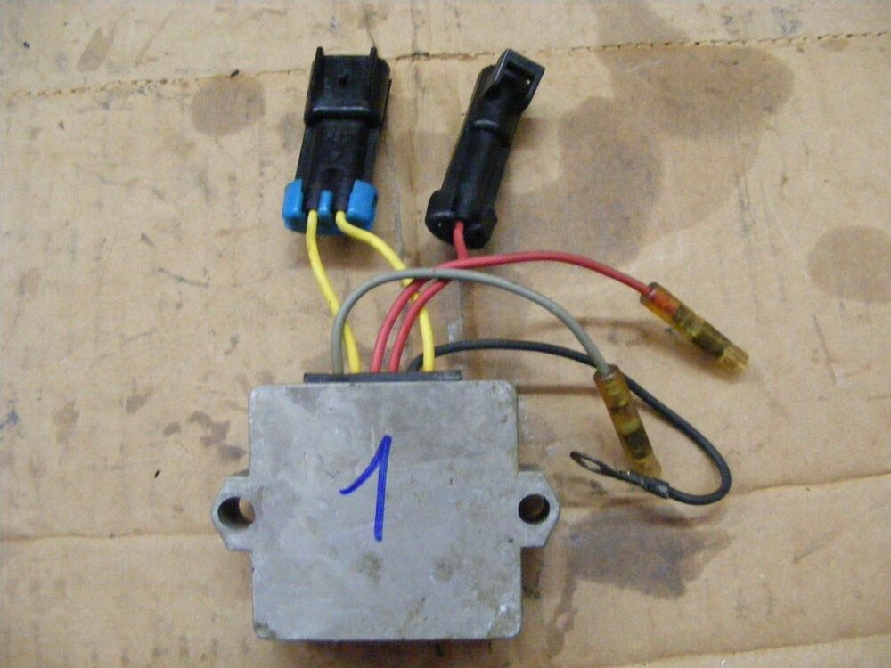 Mercury marine 135 140 150 175 200 hp voltage regulator for Used 175 hp outboard motors for sale