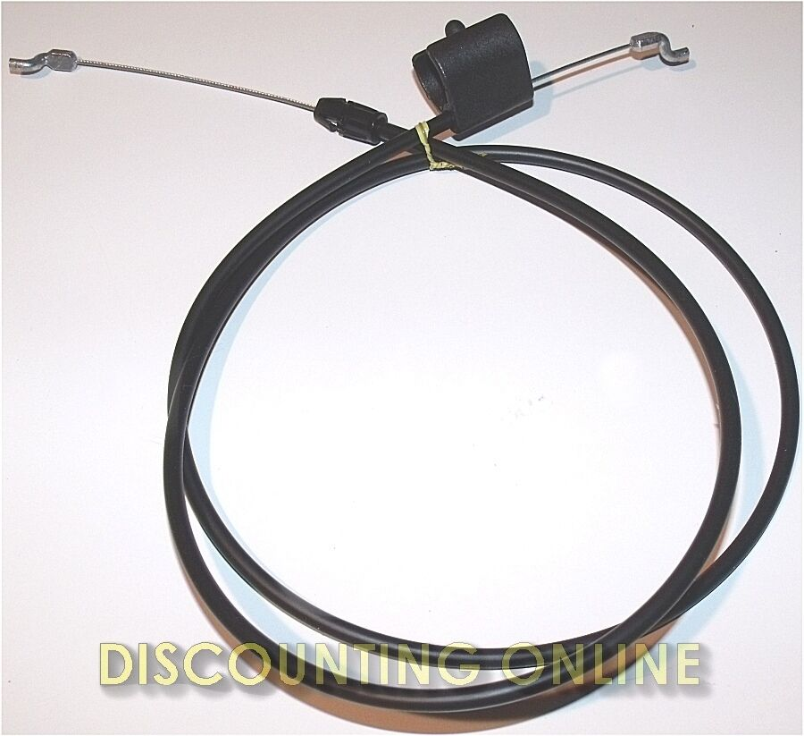 Push Mower Cables : Walk behind mower engine brake stop cable fits sears