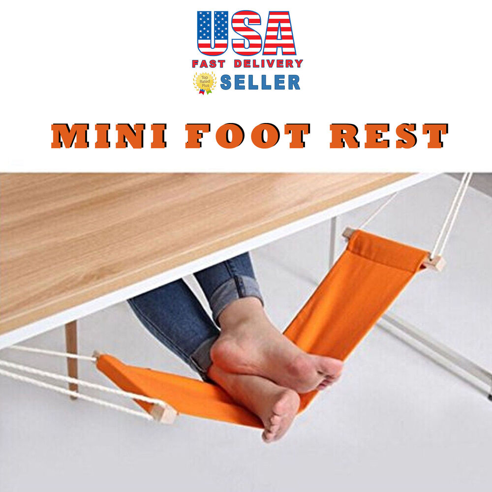 Novelty Portable Mini Office Foot Rest Stand Adjustable