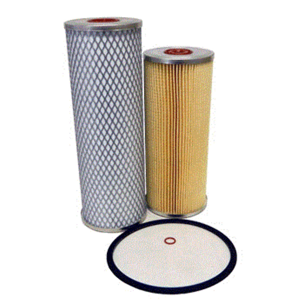Racor racor rk 22610 element filter kit 812ma for marine for Kit filtration