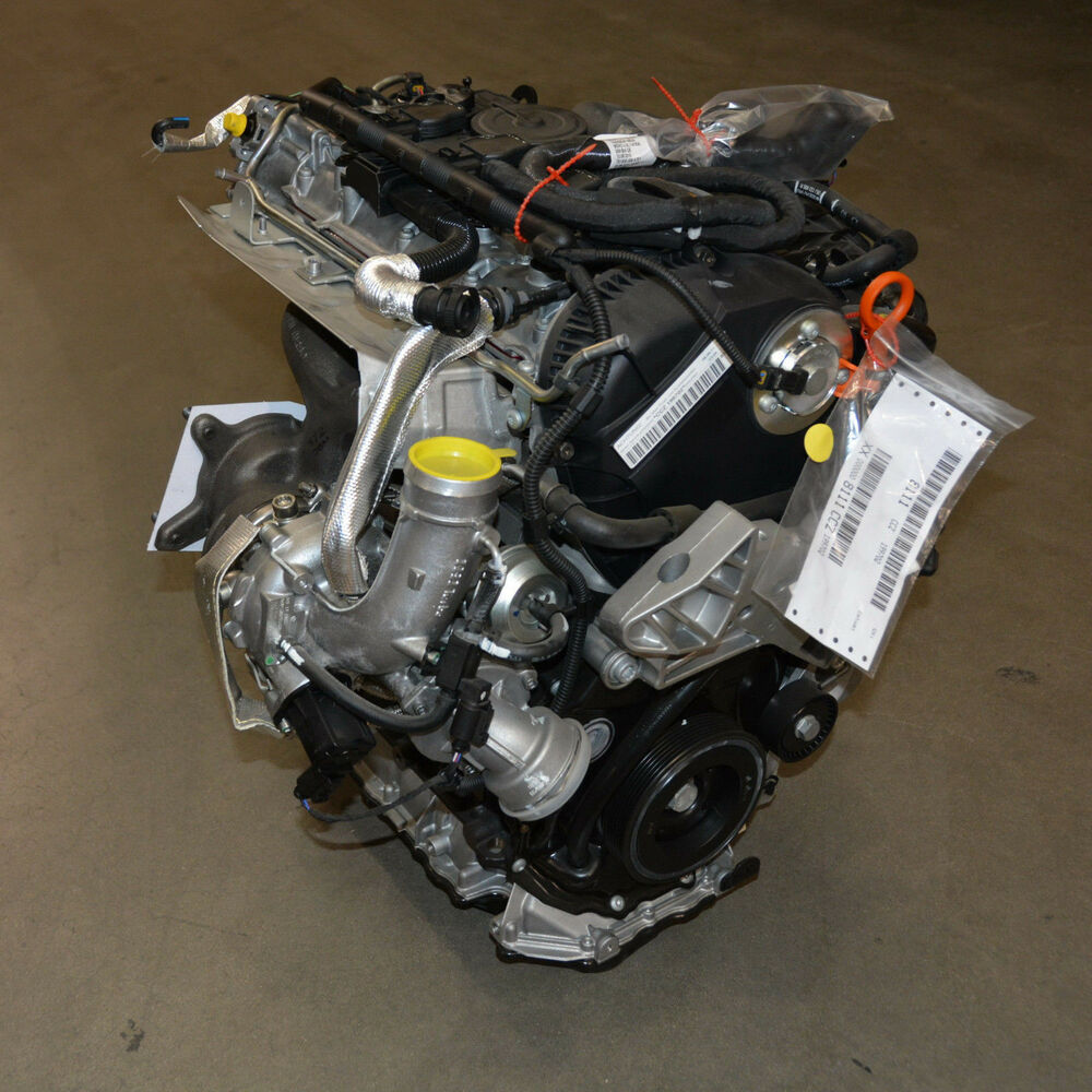 NEW OEM VW Audi 2.0L TSI Complete CCTA CCZA Engine Turbo